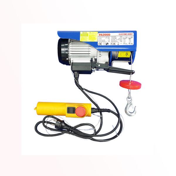 10 630161 รอกสลิงไฟฟ้า BERG PA 200D 1