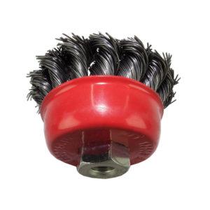 BERG Braid Cup Wire BrushB 7