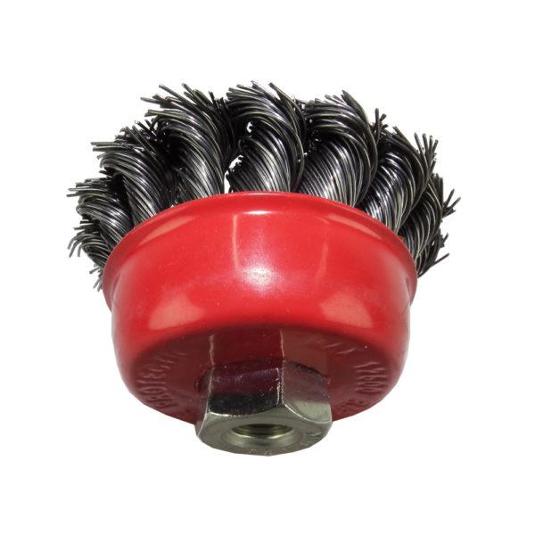 BERG Braid Cup Wire BrushB 2