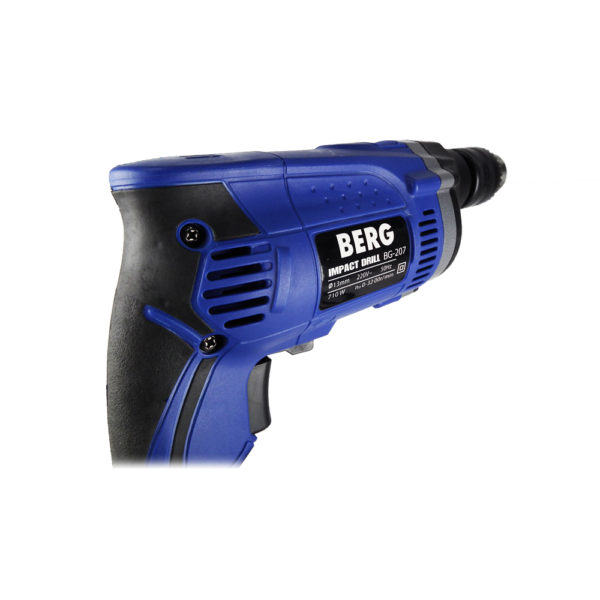BERG Electric Impact Drill 4 Model BG 207D 3