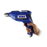 BERG Electric drill model BG 301F 5