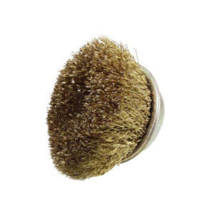 BERG Gold Wire Cup Brush Heavy DutyE 8