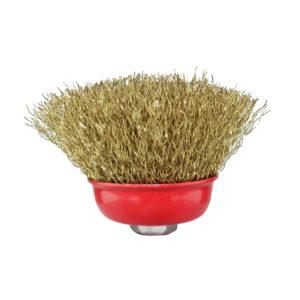BERG Golden Hair Wire Brush 1 5