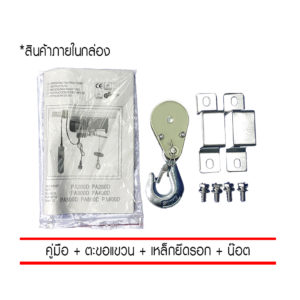 Electric Wire Rope Hoist F 15