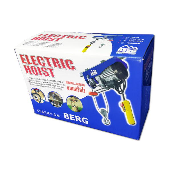 Electric Wire Rope Hoist G 8