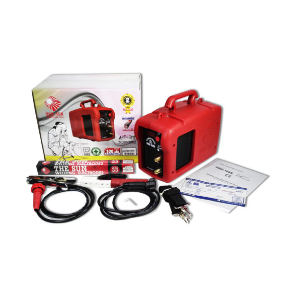 THE SUN Electric Inverter Welding Machine PRO 168S 135A G 4
