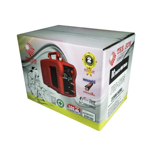 THE SUN Electric Inverter Welding Machine PRO 168S 135A H 5