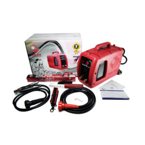 THE SUN Electric Power Inverter Welding Machine MMA 123S 160AH 14
