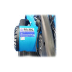 BERG 14 inch fiber cutter model BG 501 direct drive motor system D 3