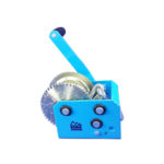 BERG Hand Sling Hoist Model HW 2500 A 2
