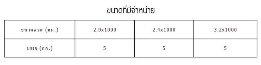 ลวดเชื่อม ER4043 4 New 6